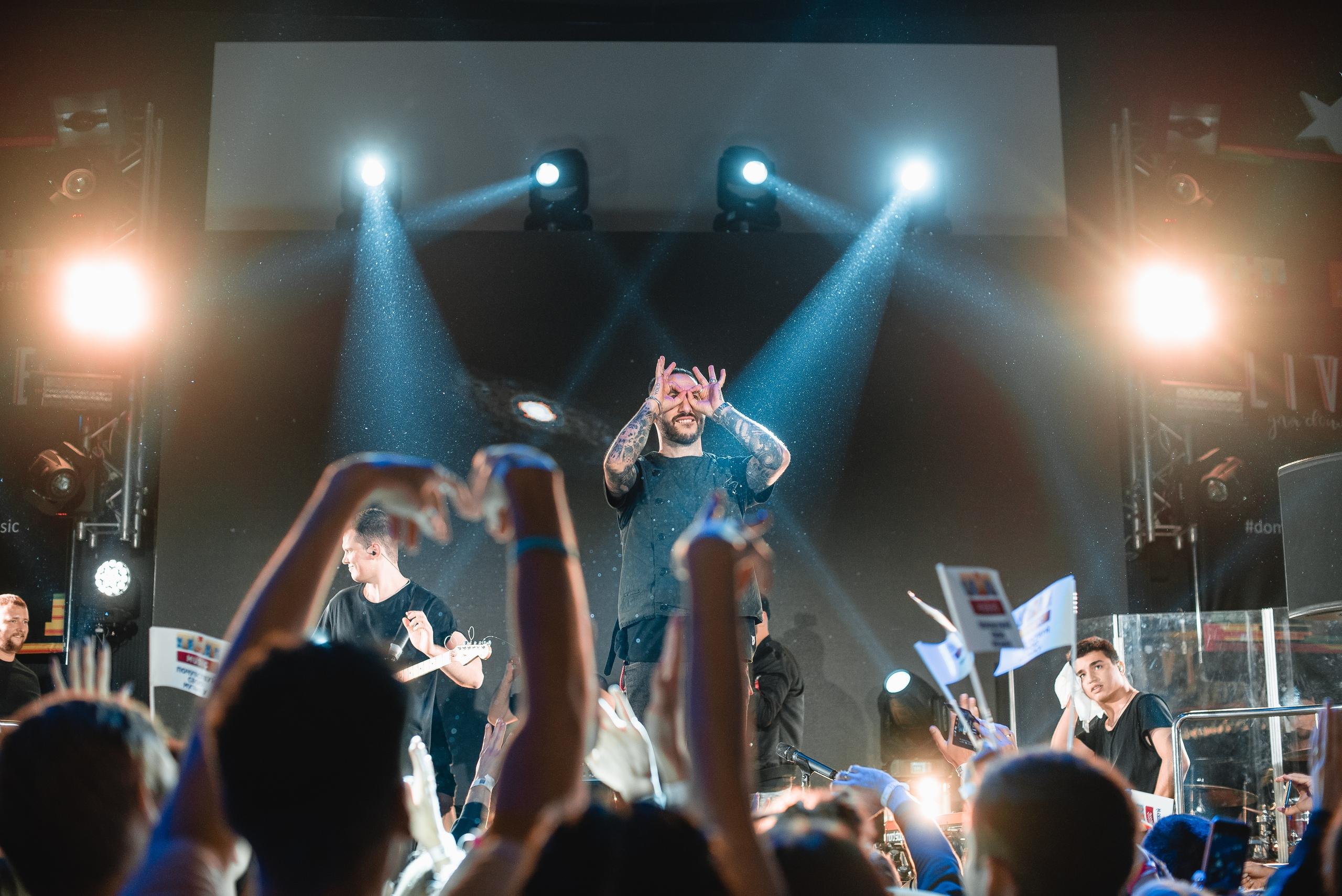 Концерт L'ONE в Саратове